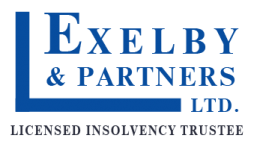 Exelby & Partners Ltd. Logo - Bankruptcy Services and Consumer Proposals - Edmonton, Red Deer, Fort McMurray, Grand Prairie, Northwest Territories, Nunavut